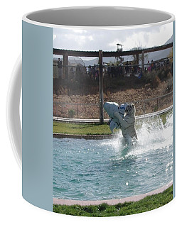 Out Of Africa Tiger Spalsh 8 Coffee Mug