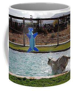 Out Of Africa Tiger Splash 3 Coffee Mug