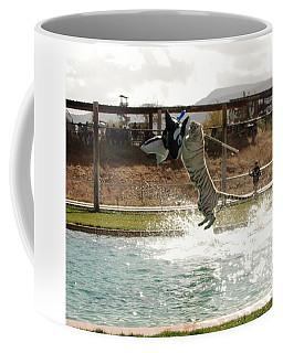 Out Of Africa Tiger Splash 7 Coffee Mug