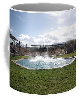 Out Of Africa Tiger Splash 9 Coffee Mug