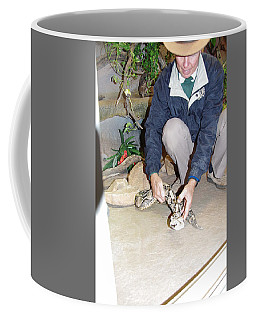 Out Of Africa Viper 1 Coffee Mug