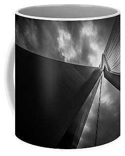 Out Of Chaos A New Order Coffee Mug by Mihai Andritoiu