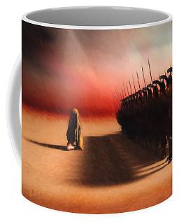 Out Of Egypt Coffee Mug