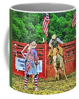 Out The Gate Coffee Mug