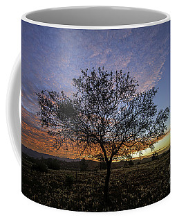 Outback Sunset  Coffee Mug