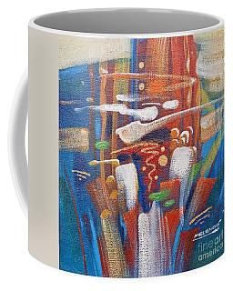 Outburst Coffee Mug