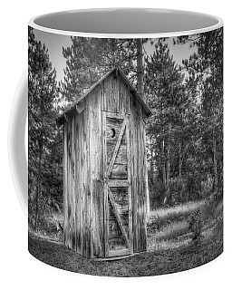 Outdoor Plumbing Coffee Mug