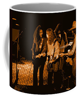 Outlaws #26 Crop 2 Art In Amber Coffee Mug