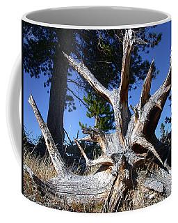 Over And Out Coffee Mug