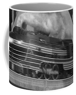 Over And Under Coffee Mug