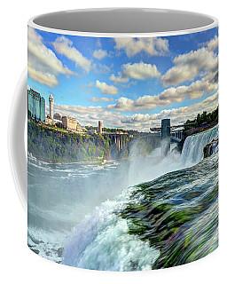 Over The Edge 1 Coffee Mug