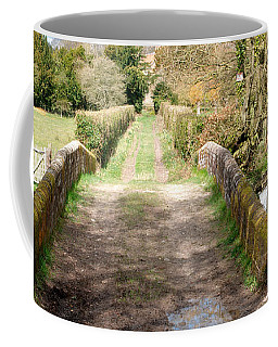 Over The River Coffee Mug by Wendy Wilton