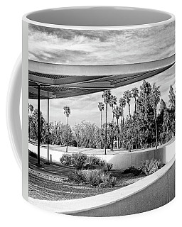 Overhang Bw Palm Springs Coffee Mug