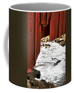 Overhang Coffee Mug