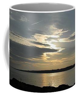 Overhead Coffee Mug by Jean Goodwin Brooks