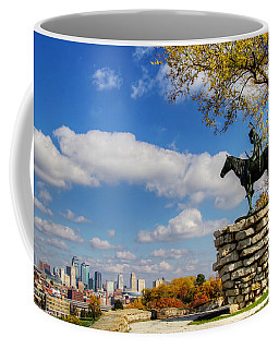 Overlooking Kansas City Coffee Mug