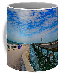 Overseas Highway Florida Keys Coffee Mug