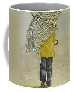 Oversized Umbrella Coffee Mug