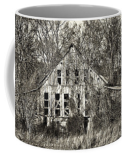 Overtaken Coffee Mug by Greg Jackson