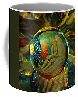 Ovule Of Eden  Coffee Mug