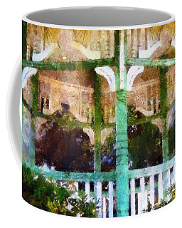 Owego Gazebo Courthouse Square Park Coffee Mug