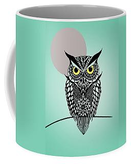 Owl 5 Coffee Mug