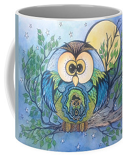 Owl Take Care Of You Coffee Mug