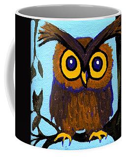 Owlette Coffee Mug
