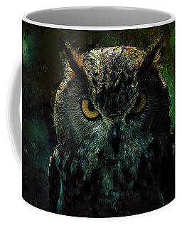 Owlish Tendencies Coffee Mug