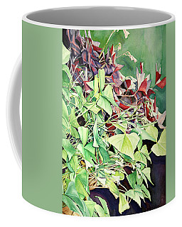 Oxalix Tangle Coffee Mug