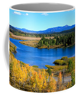 Oxbow Bend, Grand Teton National Park Coffee Mug