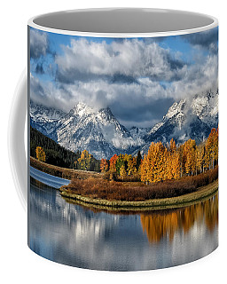 Oxbow Morning Coffee Mug