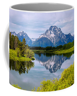 Oxbow Summer Coffee Mug