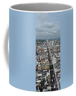 Oxford Street Vertical Coffee Mug
