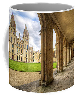 Oxford University - All Souls College 2.0 Coffee Mug