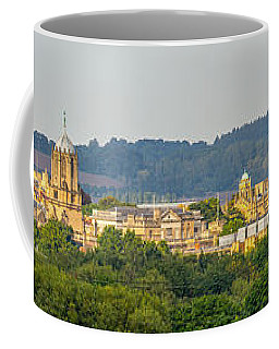 Oxford University Panorama Coffee Mug