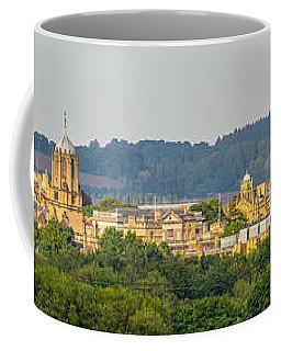 Oxford University Panorama Coffee Mug by Ken Brannen