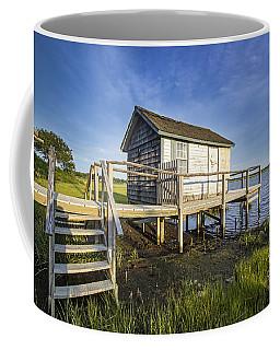 Oysterponds Creek Orient Ny Coffee Mug