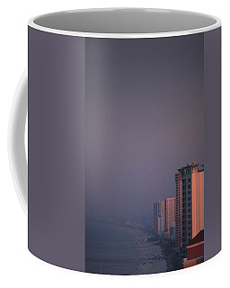 Panama City Beach In The Morning Mist Coffee Mug