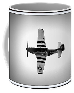 P51 King Of The Skies Coffee Mug by Kevin Fortier