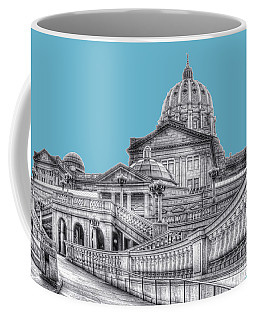 Pa Capitol Building Coffee Mug