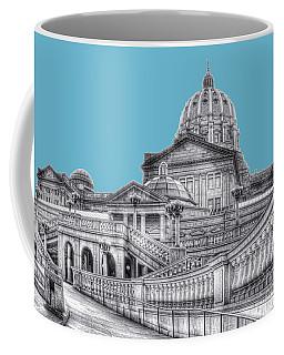 Pa Capitol Building Coffee Mug
