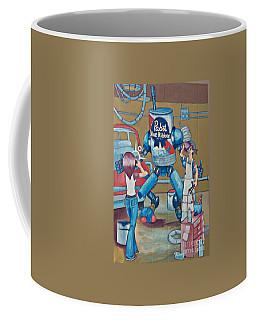 Pabst Mural In The Loop Coffee Mug