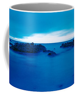 Pacific Coast Monterey Ca Usa Coffee Mug
