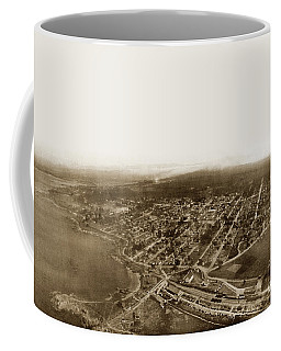 Pacific Grove 1200 From Feet Above Lovers Point And Monterey Bay 1906 Coffee Mug