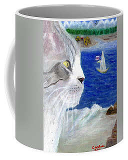 Pacific Northwest Dreamer  Coffee Mug