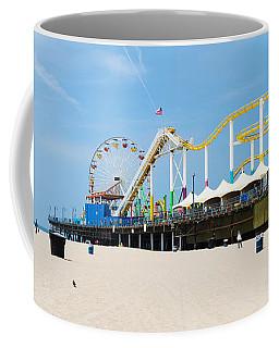 Pacific Park, Santa Monica Pier, Santa Coffee Mug
