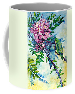 Pacific Parrotlets Coffee Mug