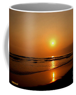 Pacific Sunset Reflection Coffee Mug