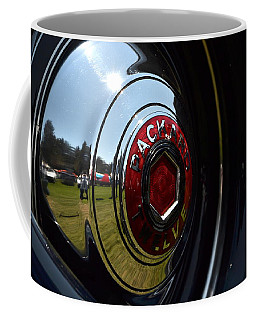 Coffee Mug featuring the photograph Packard - 2 by Dean Ferreira